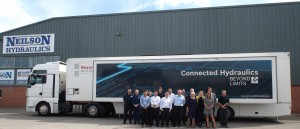 Neilson Hydraulics & Bosch Rexroth Group Picture1