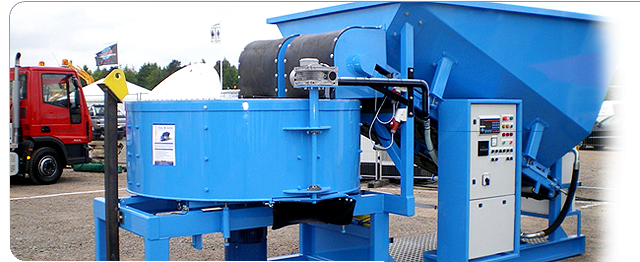 Batch Mixing Systems Quality Assured Concrete Mixed At Site