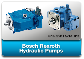 Bosch Rexroth Hydraulic Pumps