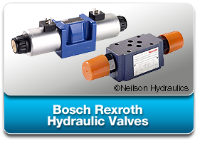 Bosch Rexroth Hydraulic Valves