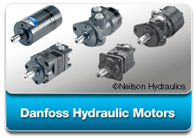 Danfoss Hydraulic Motors