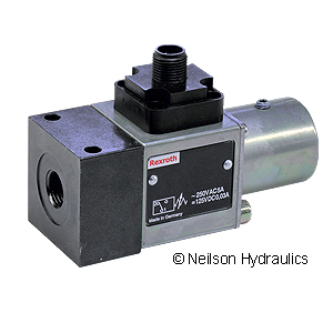 Bosch Rexroth Hydro-electric piston type Pressure Switch HED 8