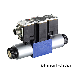 Bosch Rexroth Proportional Directional Valves