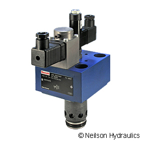 Bosch Rexroth Proportional Flow Valves