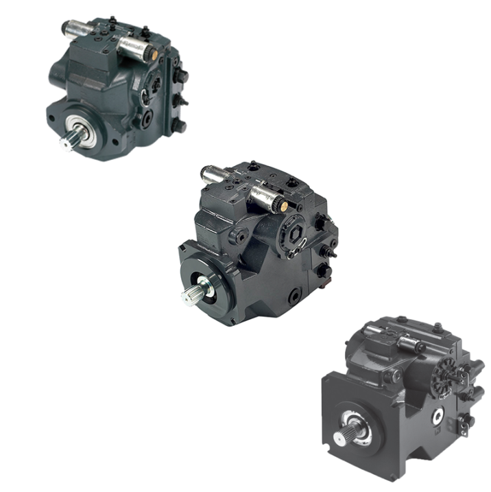 Danfoss H1 Axial Piston Pump Family Overview