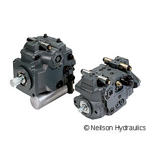 Danfoss H1 Pumps - Single & Tandem