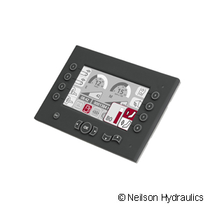 Danfoss PLUS+1® DP600 Displays & Accessories